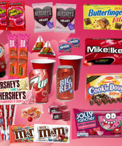 American Love is in the Air Candy Box – 35 pcs
