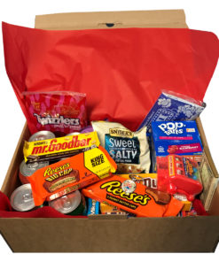 Amerikaans Gift Box Large - 26 items.