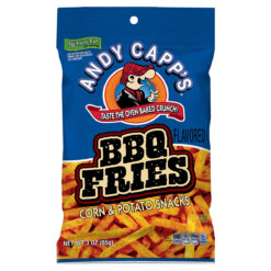 Andy Capp's BBQ Fries 85g.