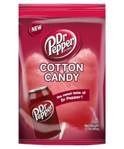 Dr Pepper Cotton Candy 88g.