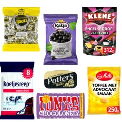 Dutch Candy and Chocolate
