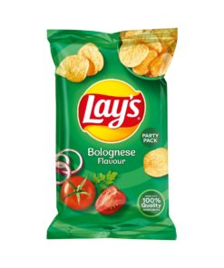 Lay's Bolognese Chips partypack XXL 335gr.