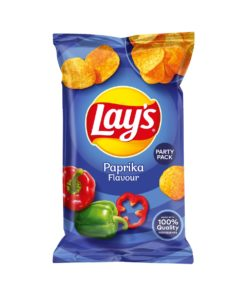 Lay's Paprika partypack XXL 335g.