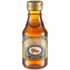 Lyles Golden Syrup 454g squeeze bottle.