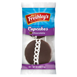 Mrs. Freshley's Chocolate Cupcakes Twin Pack 113g.
