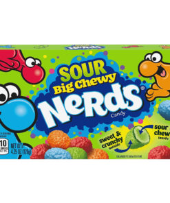 Nerds Candy Sour Big Chewy Nerds 120g.