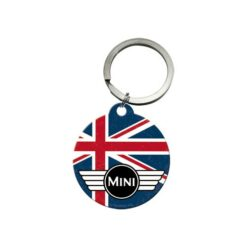 Nostalgic Art Keychain Mini Union Jack