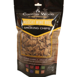 Cook In Wood Muscat Wine BBQ Smoking Chips