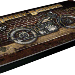 Nostalgic Art Pencil case Harley Davidson