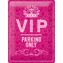 tin-sign-vip-pink-parking-only-23184.png