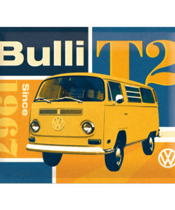 Nostalgic Art Tin Sign Volkswagen T2 Bulli 40x30