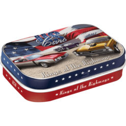 Nostalgic Art Mint Box US Cars