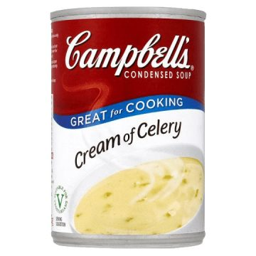 Campbells Cream of Celery Soup UK