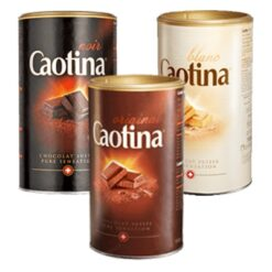 Caotina 3 Varieties Cocoa Powder