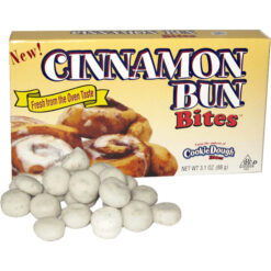 Cinnamon Bun Cookie Dough Bites