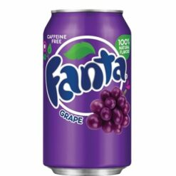 Fanta Grape USA 355ml