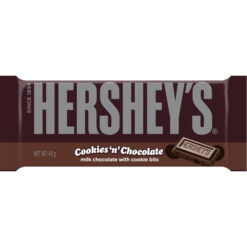 Hersheys Cookies n Chocolate 43 grams