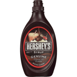 Hersheys Chocolate Flavor Syrup 680 grams