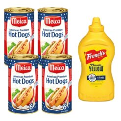 American Hot Dog bundle