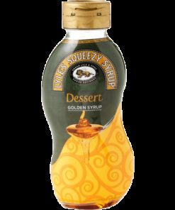 Lyles Golden Syrup 325 grams Squeeze Bottle