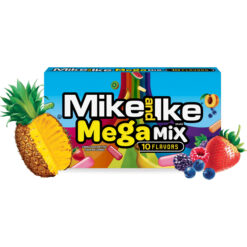 Mike and Ike Mega Mix 10 flavors 141 grams