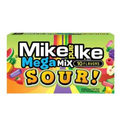 Mike and Ike Mega Mix Sour 142 gram.