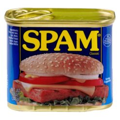SPAM Chopped Pork and Ham Original Large 340 grams