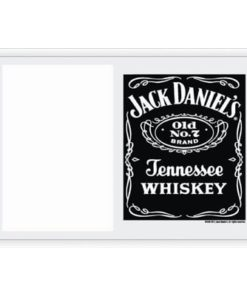 Mirror Photo Frame Jack Daniels (right)