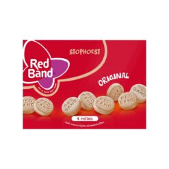 Red Band Stophoest 4 x 40g