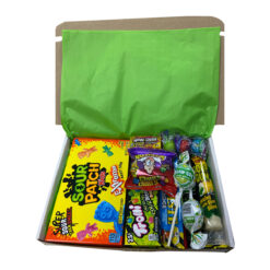 Sour Box with sour candy favorites – 13 pcs – Small.