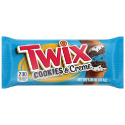 Twix Cookies and Creme 38g.